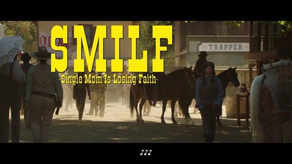 SMILF Season 2, Episode 9 Single Mom Is Losing Faith - Title Card