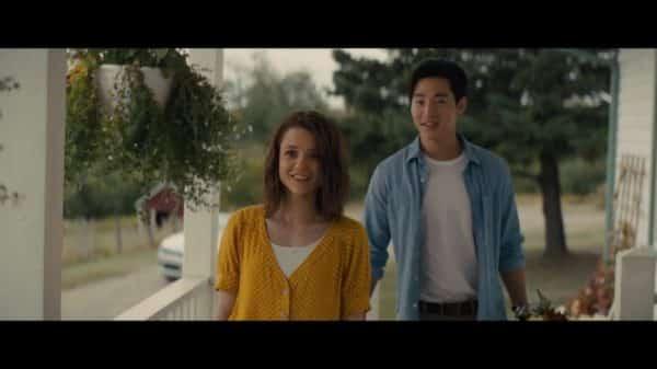 CJ (Kathryn Prescott) & Trent (Henry Lau) meeting CJ's grandparents.