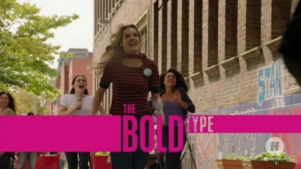Title Card - The Bold Type Season 3, Episode 5 Technical Difficulties