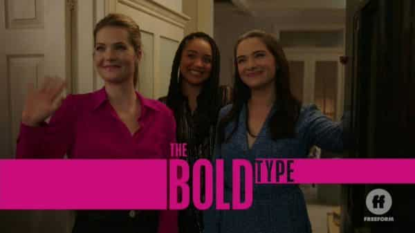 Title Card - The Bold Type Season 3, Episode 7 Mixed Messages