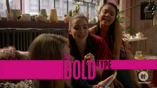 Title Card - The Bold Type Season 3, Episode 8 Revival