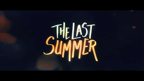 Title Card - The Last Summer (2019)