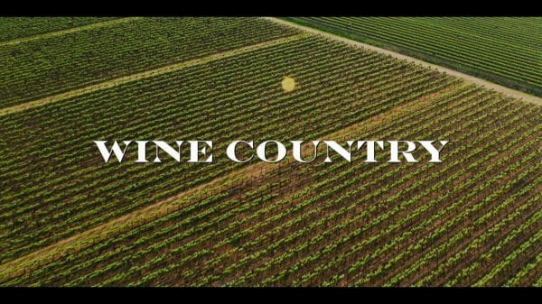 Title Card - Wine Country (2019)