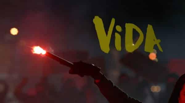Title card for Vida Season 2, Episode 2