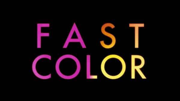 Alternate Title Card - Fast Colors (2018)