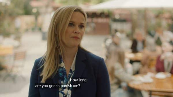 Madeline asking how long will Ed punish her?