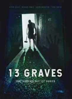 Poster - 13 Graves