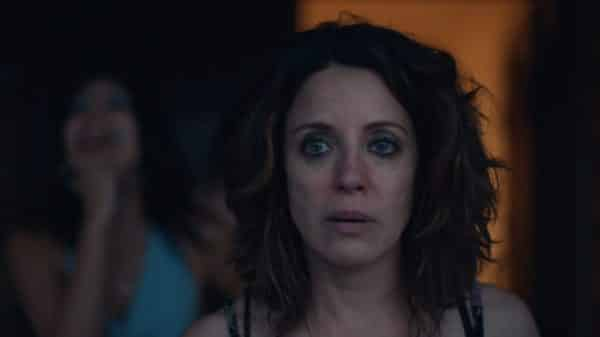 Suze (Alanna Ubach) as Cassie goes with McKay for the weekend.