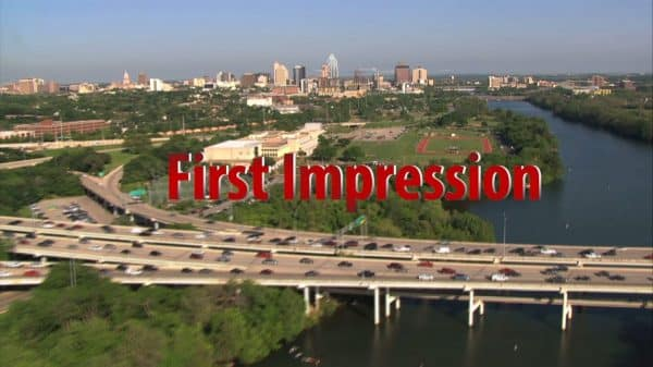 Title Card - First Impression (2018)