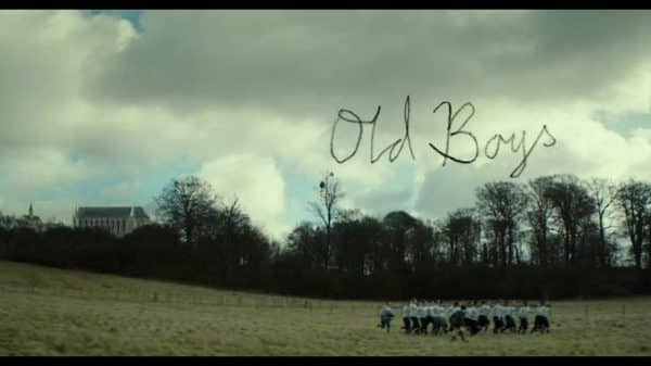 Title Card - Old Boys (2018)