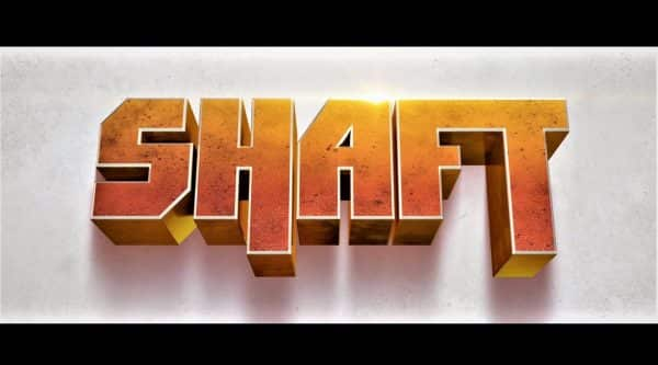 Title Card - Shaft (2019)