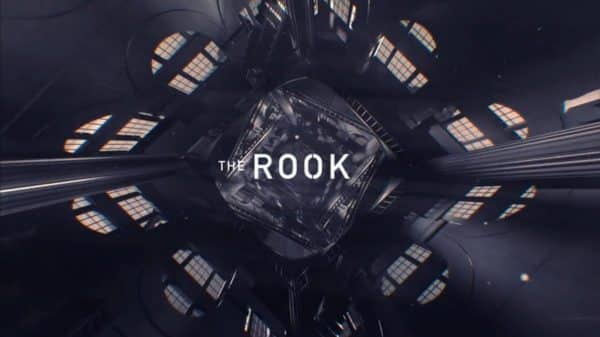 Title Card - The Rook Season 1, Episode 1 Chapter 1 [Series Premiere]