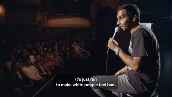 Aziz Ansari: Right Now - Summary, Review (with Spoilers)