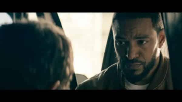 Mother's Milk (Laz Alonso) talking to Hughie