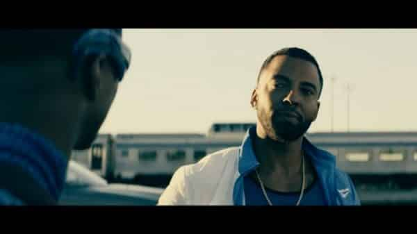 Nathan (Christian Keyes) deciding he is going to leave A-Train to suffer alone.