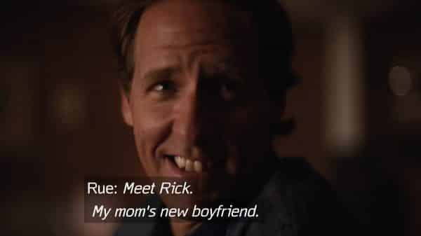 Rick (Nat Faxon) being introduced to viewers.