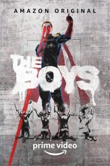 TV Show Poster - The Boys