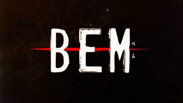 Title Card - BEM Season 1, Episode 1 Water [Series Premiere]