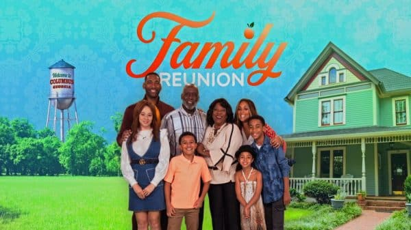 Title Card - Family Reunion
