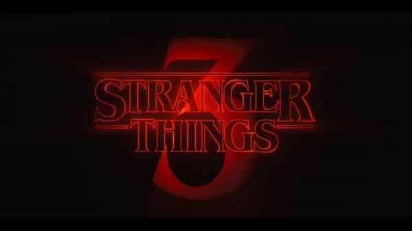 Title Card - Stranger Things Season 3