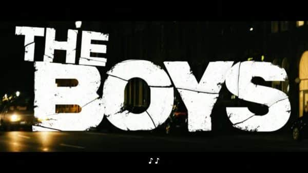 Title Card - The Boys Season 1