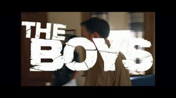 Title Card - The Boys Season 1, Episode 6 The Innocents