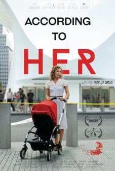 Movie Poster - According To Her (2016)