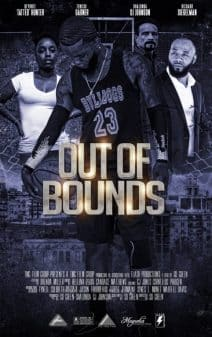 Movie Poster - Out of Bounds