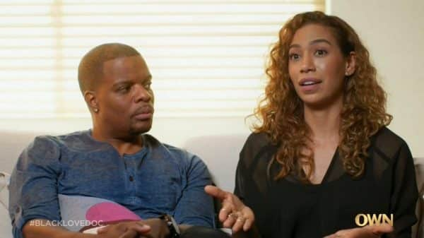 Ricky Bell and Amy Correa talking about what saved their marriage.