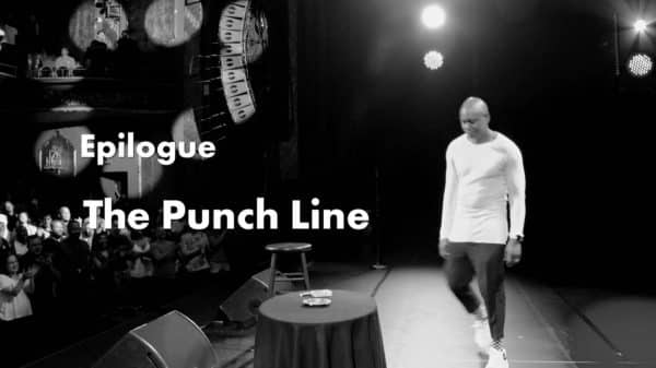 Title Card - Dave Chappelle Epilogue - The Punchline
