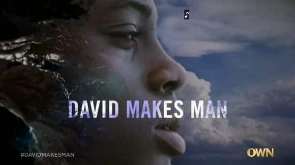 Title Card - David Makes Man Season 1, Episode 1 David's Sky [Series Premiere]