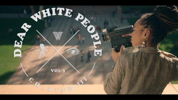 Title Card - Dear White People Season 3, Episode 3 Volume 3, Chapter 3