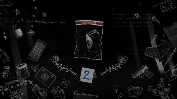 Title Card - Thirteen Reasons Why Season 3, Episode 2 If You're Breathing, You're A Liar