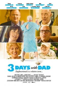 3 Days With Dad Movie Poster