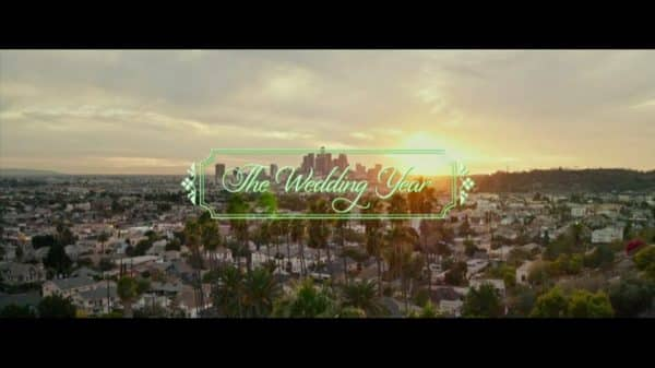 The Wedding Year - Title Card