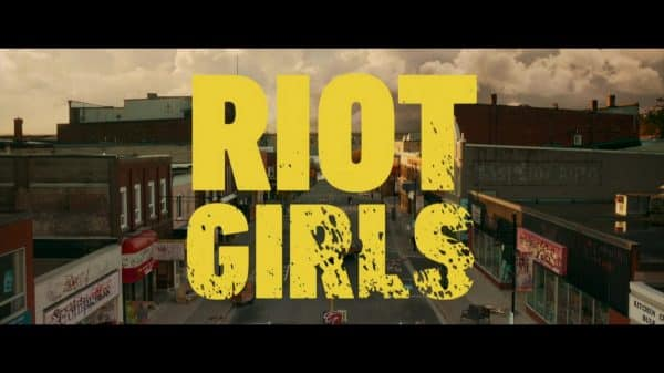Title Card - Riot Girls (2019)