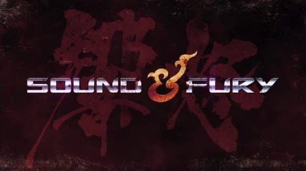 Title Card - Sturgill Simpson Presents Sound & Fury (2019)