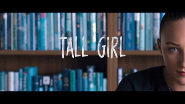 Title Card - Tall Girl (2019)