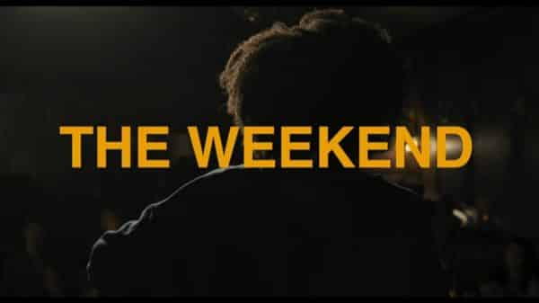 Title Card - The Weekend
