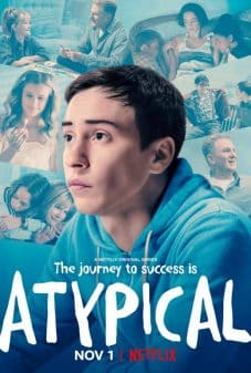 Atypical Season 3 Poster - Netflix