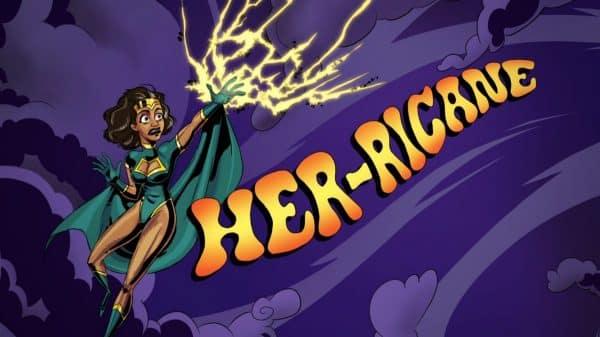 Her ricane Big Mouth Season 3 Episode 11 Super Mouth Season Finale