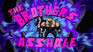 The Brothers Asshole Big Mouth Season 3 Episode 11 Super Mouth Season Finale