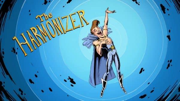 The Harmonizer title card