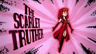 The Scarlet Truther Big Mouth Season 3 Episode 11 Super Mouth Season Finale
