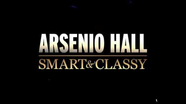 Title Card - Arsenio Hall Smart & Classy