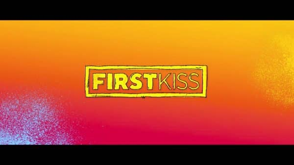 Title Card - First Kiss (2018)
