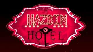 Title Card - Hazbin Hotel