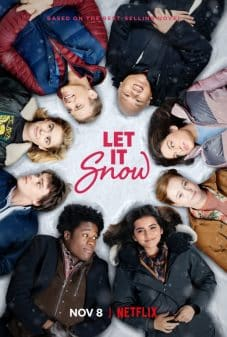 Title Card - Let It Snow (2019) Movie