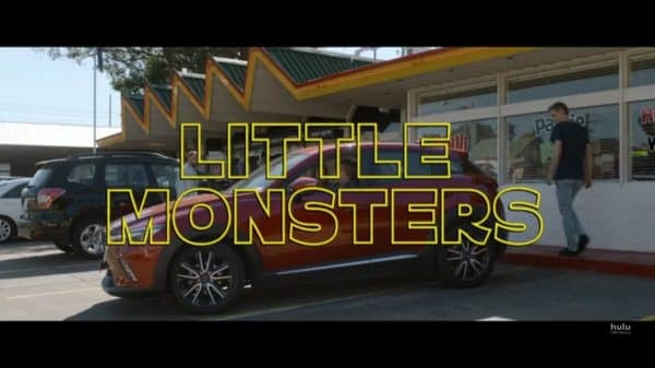 Title Card - Little Monsters (2019) - Movie