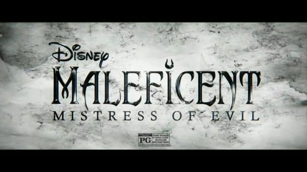 Title Card - Maleficent Mistress of Evil Movie